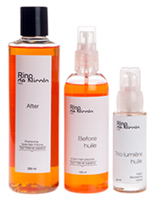 Trio lumière - Shampoing huile cheveux Rino de Nicolo