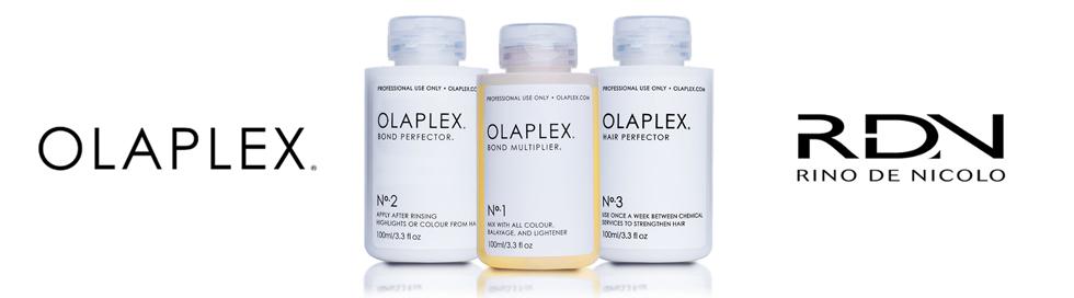 Olaplex - Salon Rino de Nicolo
